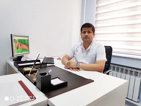 Сафаров Хайриддин Чориевич